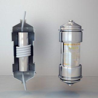Активатор воды - структурирование, намагничивание, завихрение, активация воды, гексагональная вода, камера структурирования воды (проточная)