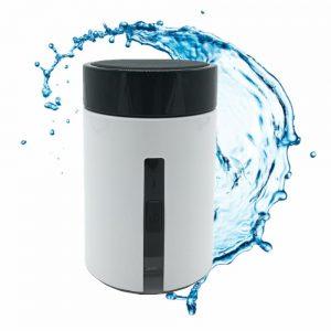 Портативный генератор водородной воды Hibon HB-H05 (с колбой из стекла 450мл) 4го поколения