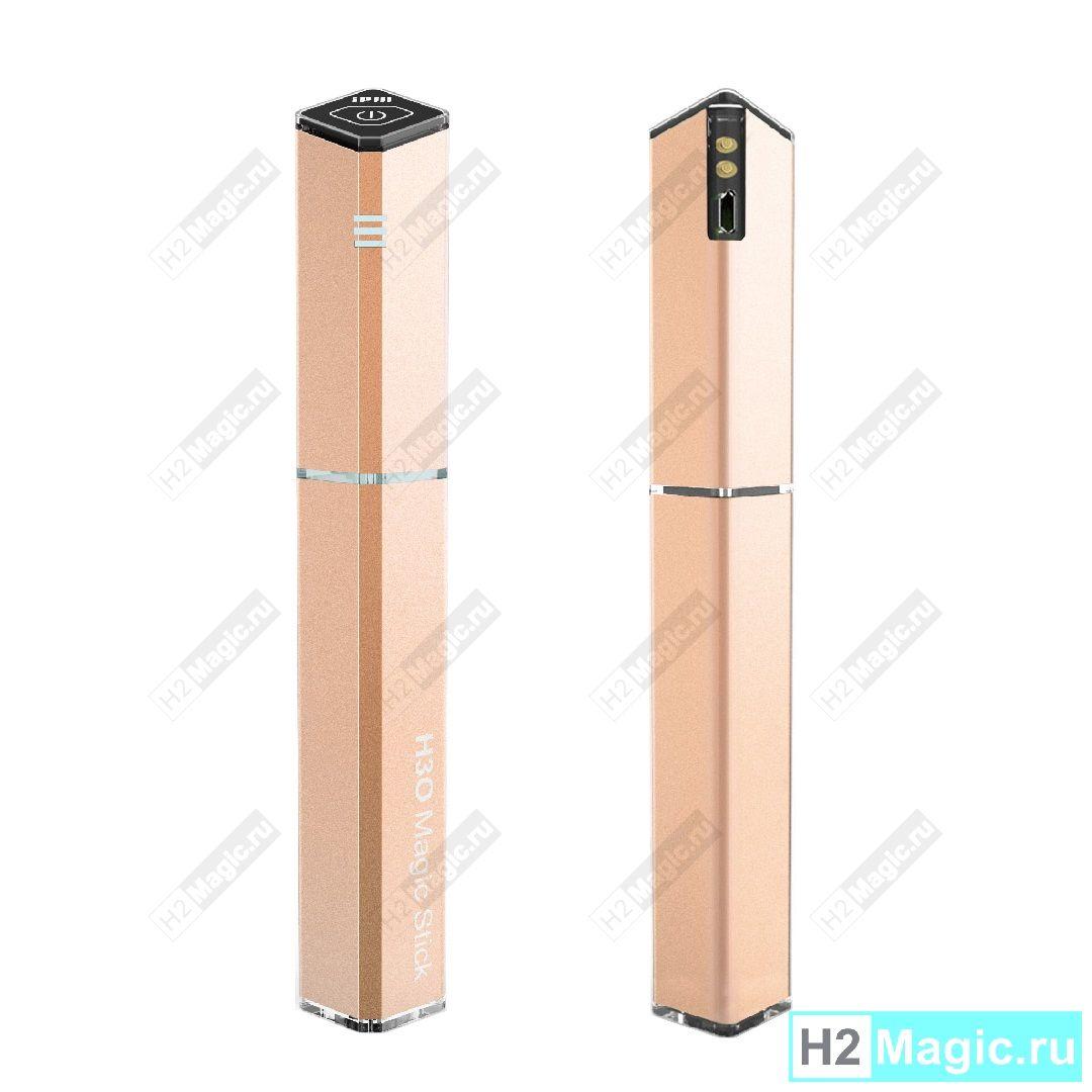 Ионизатор воды H3O Magic Stick GOLD (Золотистый, 3 эл)(СНЯТ С ПРОИЗВОДСТВА)