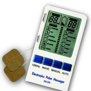 Миостимулятор ETBU SmartCare EM-200 мобильный (стимуляция средне-низкочастотными импульсными токами)