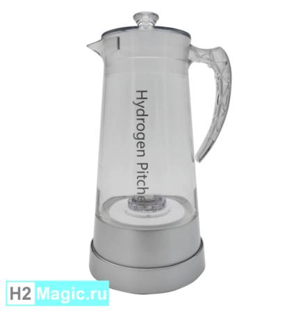 H2Magic.ru HIBON HB-H08 Hydrogen Pitcher Водородный чайник генератор водородной воды