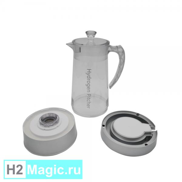 Генератор Водородной воды 2.0L HEBE Kettle EGTech EGK-1 кувшин чайник