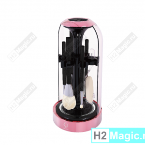 Сушилка кистей с УФ стерилизацией iPM Conch Carousel для макияжа/мейкапа