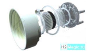 Генератор водородной воды HEBE EGP-1000