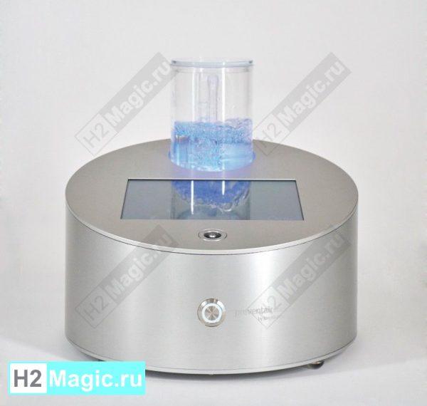 Ингалятор синглетного кислорода AIR Plus S.O.E. (6 витализаторов) Touch LCD Aluminium