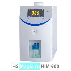 Генератор Водорода H2Magic HIM-600 Белый, металлический корпус, увлажнитель