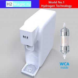Генераторы/Структураторы водородной воды