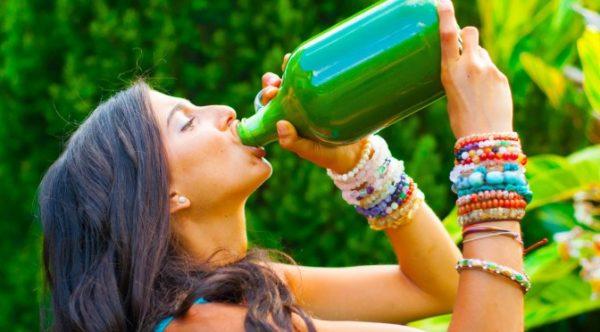 Спирулина Spirulina-Bar концентрат 30 шт по 20г (живая, свежемороженная)