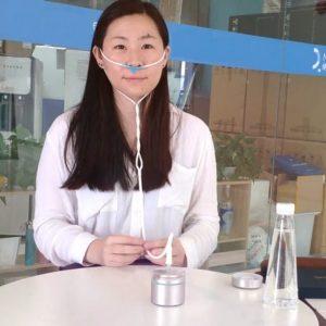 Генератор/Ингалятор водорода 5в1 H2Magic M30 Premium White (280мл, МФУ+спрей+маска)
