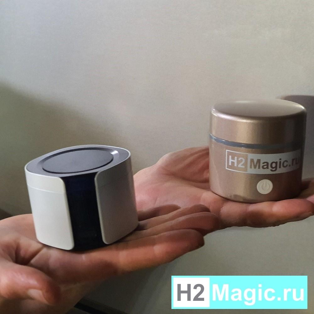 Мобильный Генератор водородной воды H2Magic C30 White (Белый, 230мл)