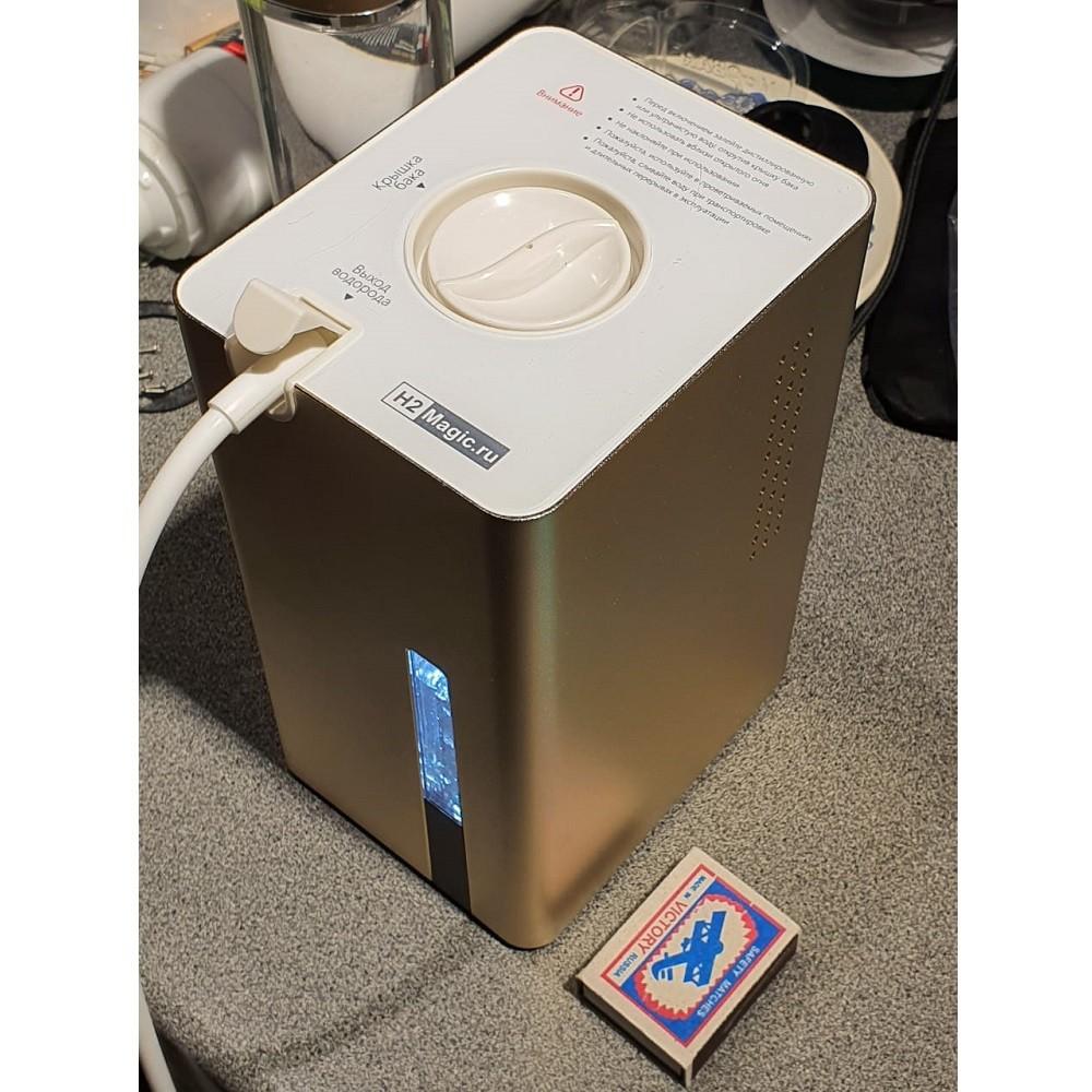 Ингалятор Водорода H2Magic HI-100 Al Gold, 100ml/min, USB-C, увлажнитель