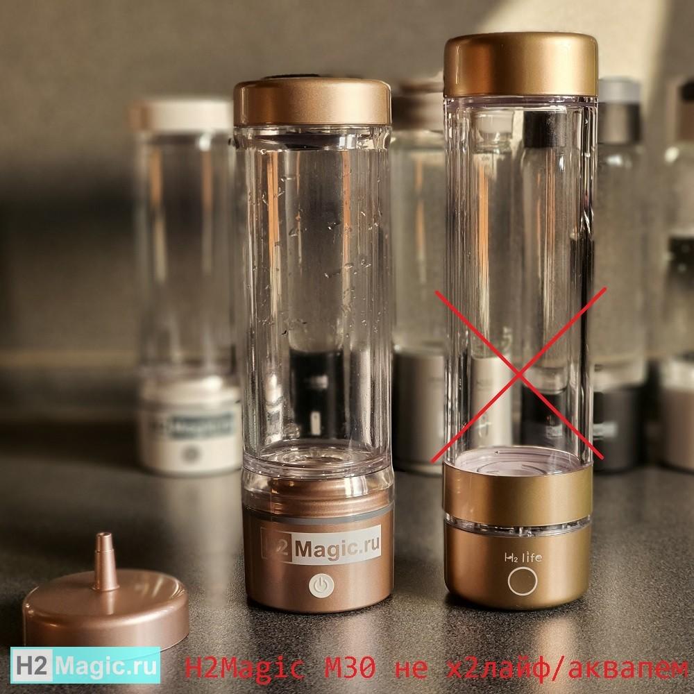 генератор H2Magic M30 это не H2life aquapem