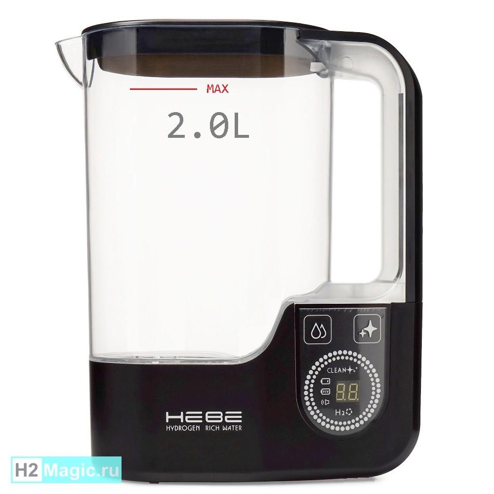 Купить генератор водородной воды HEBE Kettle EGK-1 2 литра