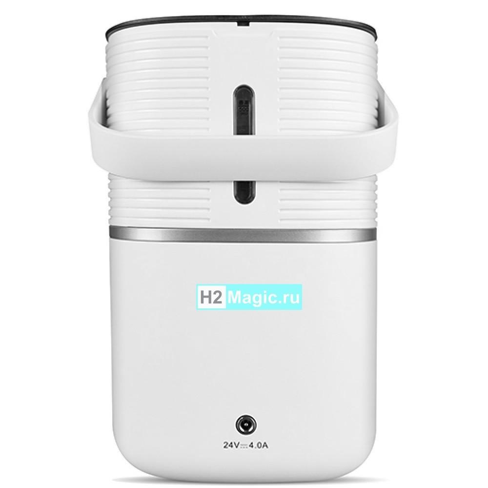 Генератор/Ингалятор Водорода/Кислорода H2Magic HI-120 White, H2 120 ml/min +O2 60 ml/min, +Нано-стержень NanoRod для воды