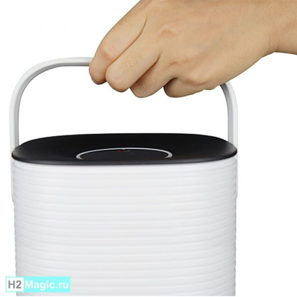 Ингалятор Водорода H2Magic HI-120 White, 120ml/min, +Нано-стержень NanoRod для воды/напитков