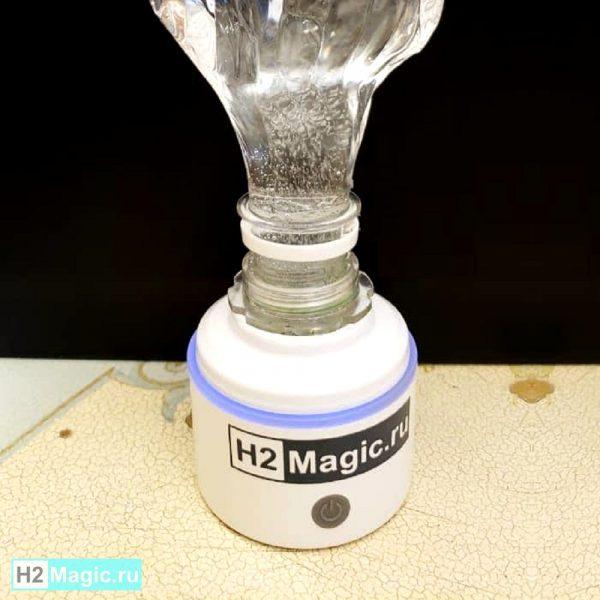 Генератор/Ингалятор водорода H2Magic M30 Premium White (Белый, ДД, ip67, 280мл, МФУ 7в1)